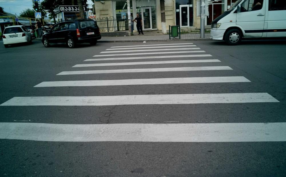 Petition Zebra for arranging the crosswalks
