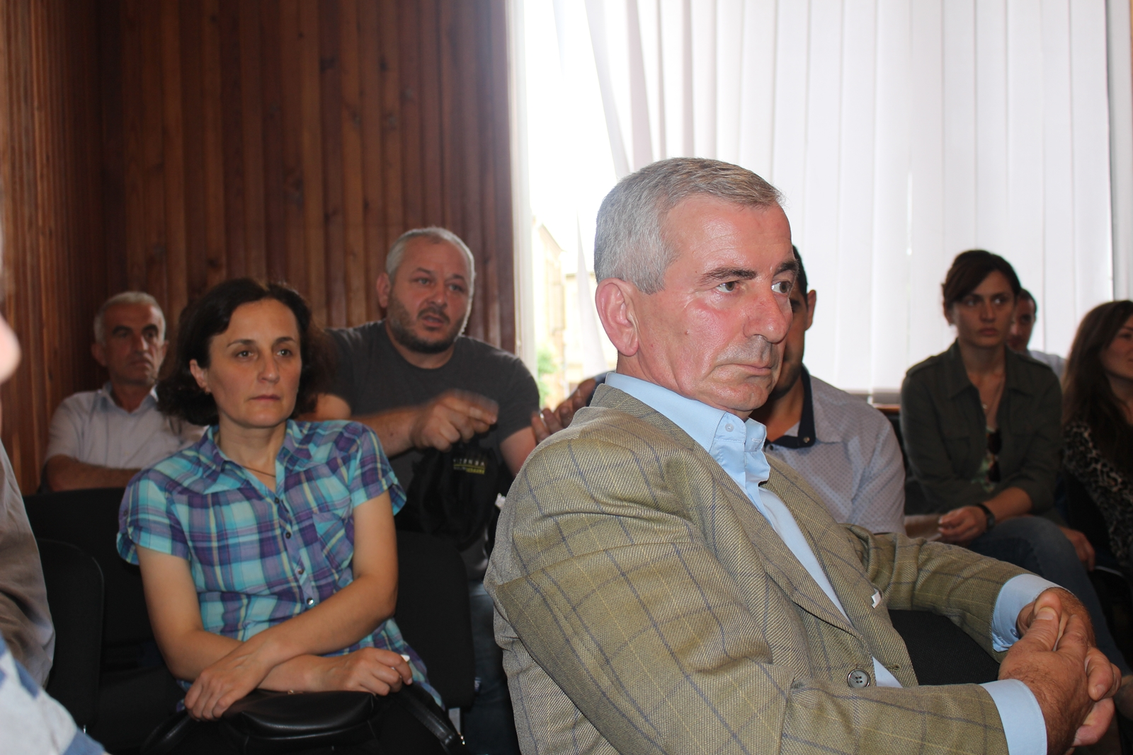 The Voice of Zugdidi Residents in Self-Governance