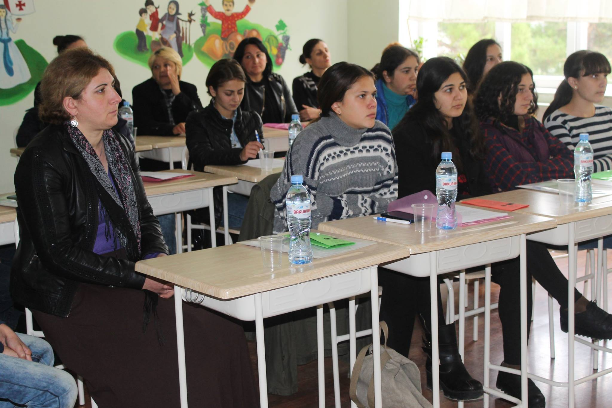 Trainings delivered for eco-migrants in Sagarejo