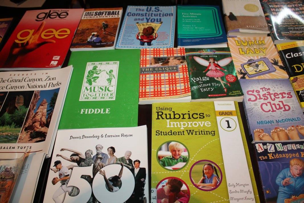 ქედის ზრდასრულთა განათლების ცენტრს ინგლისურენოვანი წიგნები შეემატა